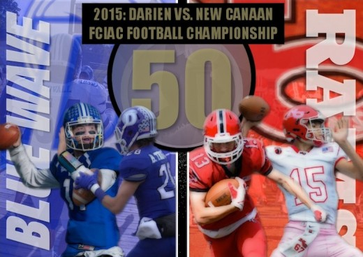 Poll/Contest: Who Will Win The Turkey Bowl: Darien Or New Canaan?